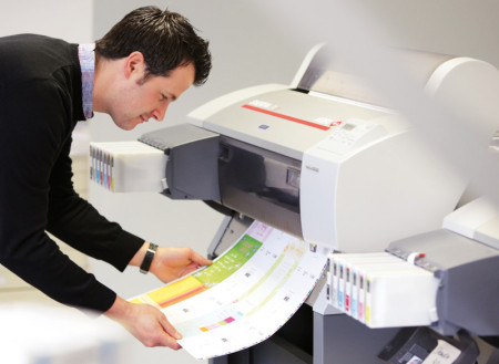 Digital einzigartig – gedruckt einmalig